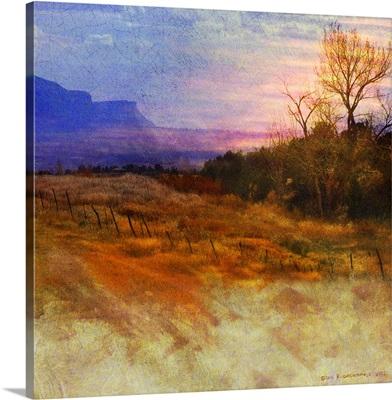 Montezuma Valley Sunset