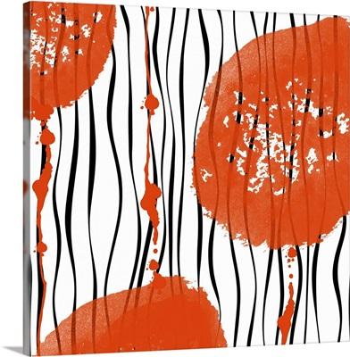Orange Plant III