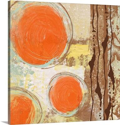 Orange Spot II
