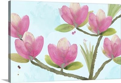 Pink Magnolia III