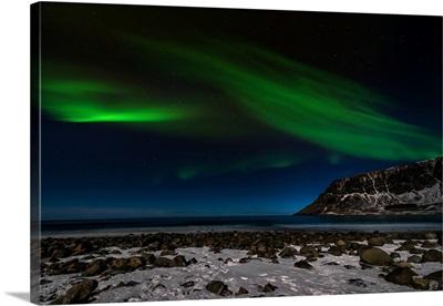 Aurora Borealis In Norway V
