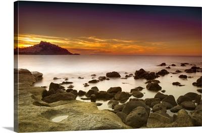 Castelsardo Bay