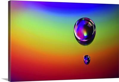 Cd's Rainbow Drops