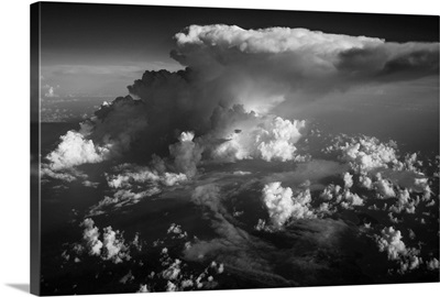 Clouds in Black and White