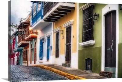 Cobblestones in Puerto Rico