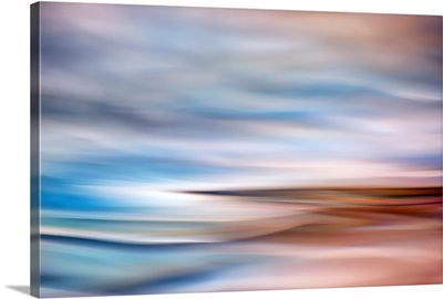 Dungeness Abstract