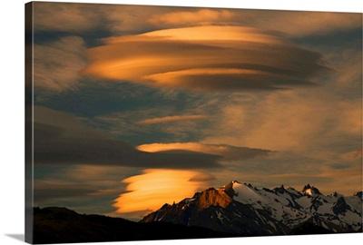 El Chalten Mystic Sky