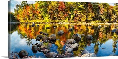 Fall's Reflection