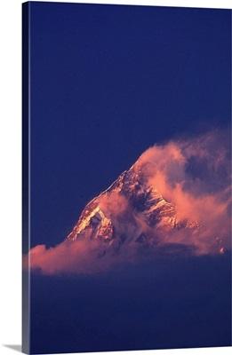 Fiery Mountain