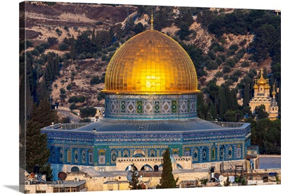 Israel Dome Of The Rock