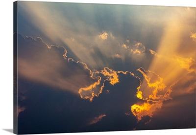 Israel Majestic Sky
