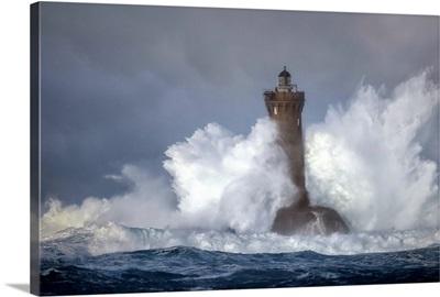 Le phare du Four en Bretagne