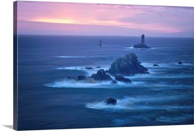 Lighthouse la Vieille, Bretagne, France