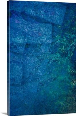 Meditation In Blue