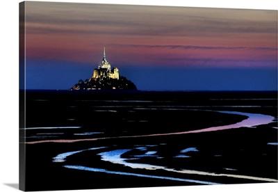 Mont Saint Michel, Normandy