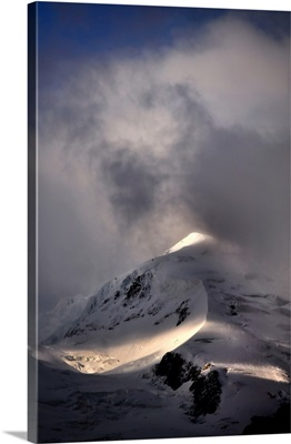Mount Blanc, French Alps
