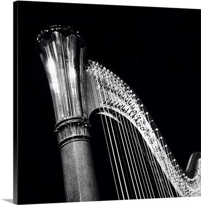 Musical Instruments, Harp I