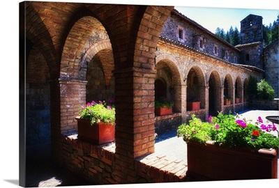 Napa Valley Tuscan Castle