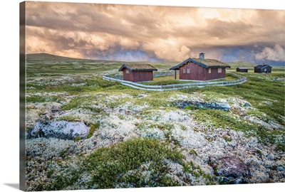 Norway Nature After The Storm
