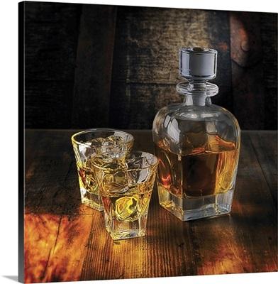 Perfectly Aged Scotch