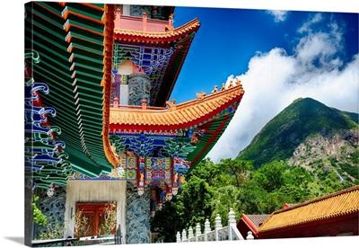 Po Lin Buddhist Monastery, Hong Kong