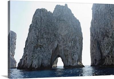 Rocks Of Faraglioni, Capri