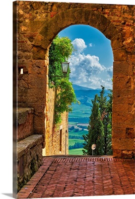 Roman Arch, Tuscay