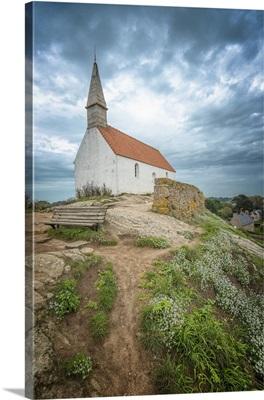 Saint Michel Church on Brehat island