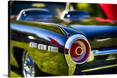 Tail Of A 1962 Ford Thunderbird