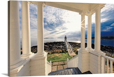 The Lighthouse Porch