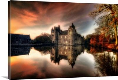 Trecesson Castle