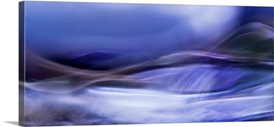 Waves Of Purple