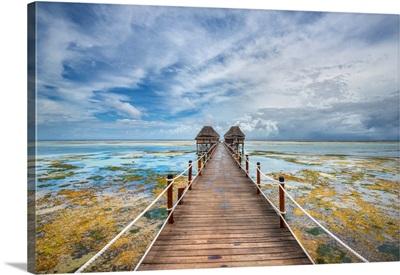 Zanzibar pier