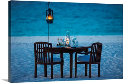 Zanzibar Table Setting