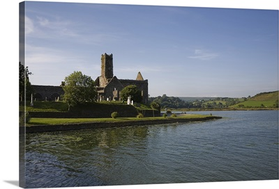 14th Century Timoleague Abbey, Timoleague, County Cork, Ireland