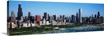 Aerial Chicago IL