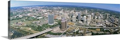Aerial Richmond VA