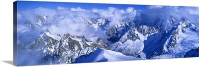 Aiguille du Plan Alps France