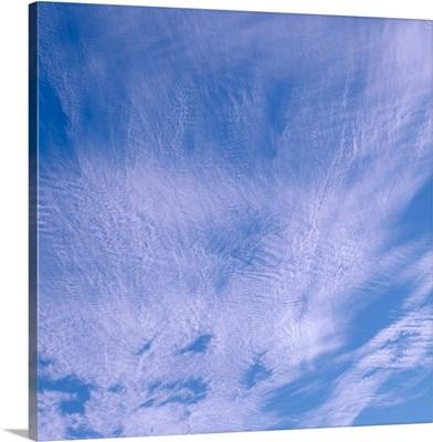 Arizona, Cirrus clouds in the sky