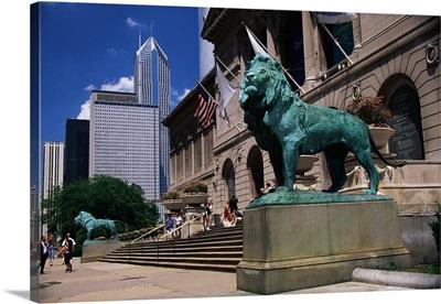 Art Institute of Chicago Chicago IL