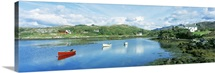 Ballycrovane Harbour County Cork Ireland