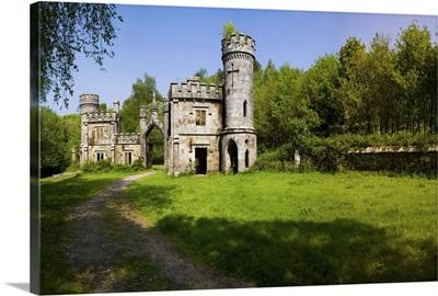 Ballysaggartmore Towers, Lismore, County Waterford, Ireland