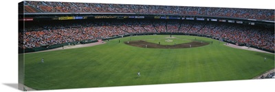 Baseball stadium, San Francisco, California