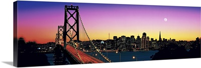 Bay Bridge San Francisco CA