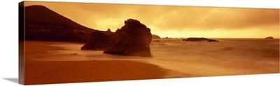 Beach CA