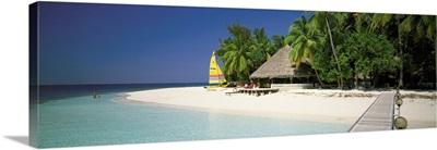 Beach Hut Maldives