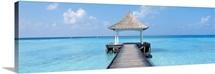 Beach & Pier The Maldives