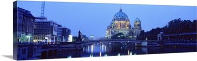 Berlin Cathedral Berlin Germany