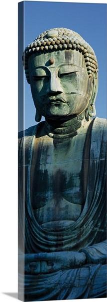 Big Buddha Daibutsu Kamakura Japan
