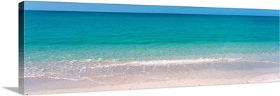 Blue sky over the sea, Gulf of Mexico, Florida
